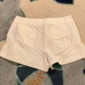 Jcrew sik pleated shorts